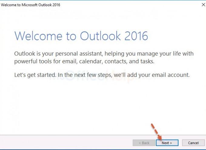 การตั้งค่า Gmail แบบ POP3 ใน Microsoft Outlook